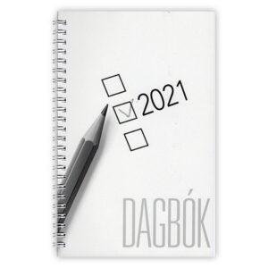 Gormadagbók A5 2021