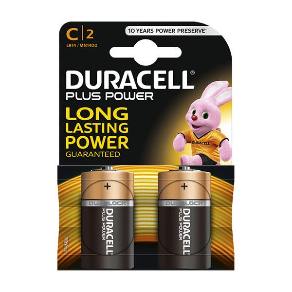 Duracell C2 rafhlaða