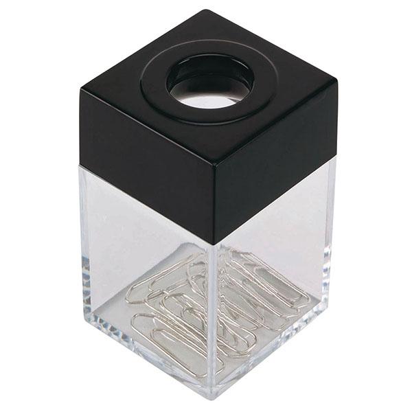 Bréfaklemmubox - 10 bréfaklemmur fylgja.