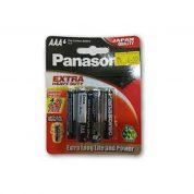 Panasonic AAA rafhlöður, 1,5 V, alkaline, 6 stk.