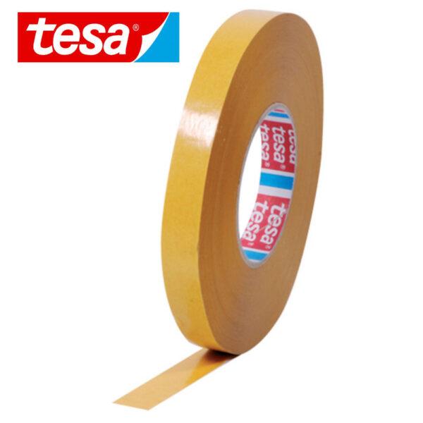Tesa doubletape 6 mm x 25 m á rúllu.