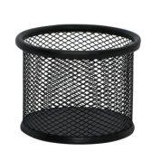 Pennastatíf úr áli, svart 90 x 68 mm.