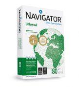 Navigator pappír er hágæða pappír fyrir laser og bleksprautu prentara.