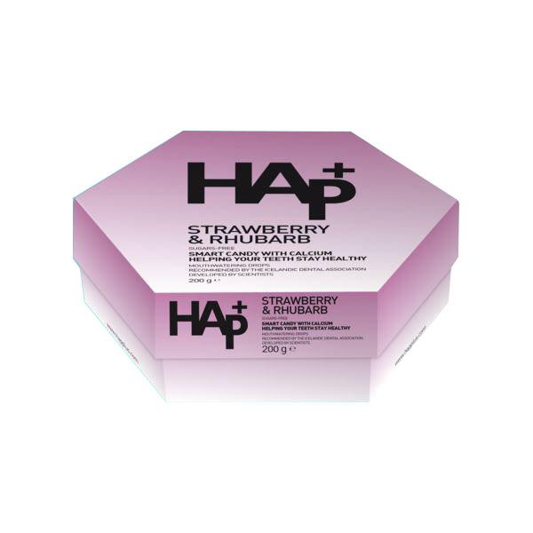 HAp+molarnir smakkast eins og sælgæti en eru sykurlausir,