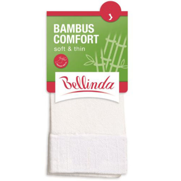 Bambus Comfort sokkarnir eru úr 79% viscose sem unnin er úr náttúrulegum bambus.
