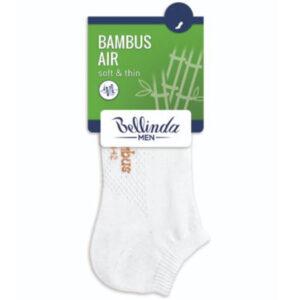 Bambus Air ökklasokkar fyrir herra.