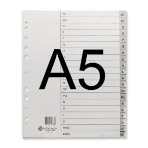 Milliblöð A5